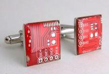 High tech jewelry