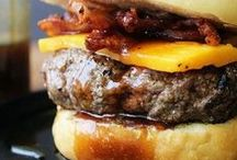 Beef Recipes: It's What's for Dinner / Hamburgers, Steak, Ground Beef Recipes and all other Beef Recipes.