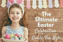 Easter Ideas / Jesus' death & resurrection crafts, activities, & printables plus eggs & bunny ones as well.