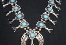 Squash Blossom Necklaces / by Eliz