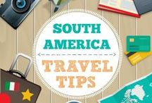 Travel Tips & Destinations / Domestic & Foreign Travel.  These places make us drool!