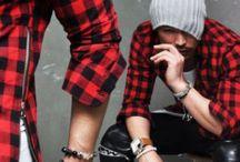Men's style / #mens #mensstyle #style #fashion / by Douglas Morsch