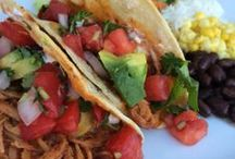Mexican and Tex-Mex / Authentic Mexican Recipes & Tex-Mex Ones.  / by Coffee With Us 3