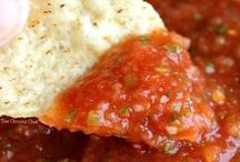 Mexican and Tex-Mex Food Recipes / Authentic Mexican Recipes & Tex-Mex Ones.  / by Coffee With Us 3