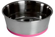 Dog Bowls / Add some fun to mealtimes with our range of trendy dog bowls.