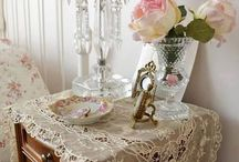 ROMANTIC SHABBY CHIC / So Pretty / by MaryAnne Rether