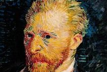 Vincent van Gogh / Vincent van Gogh (1853-1890) was a post-Impressionist painter of Dutch. There is nothing more truly artistic than to love people. (Vincent van Gogh)