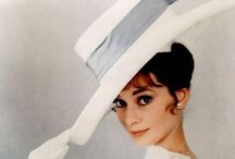 AUDREY (1929-1993) / Film Actress, Stage Actress, Philanthropist  / by MaryAnne Rether