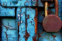 Doors, knockers, windows, gates , stairs, etc. / by Anna Tuomisalo