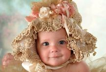 SWEET BABY BONNETS / Always Loved Them / by MaryAnne Rether
