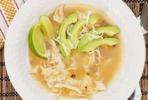 Soup Recipes / Soups in a crockpot or on the stovetop.  Lots of recipes to enjoy all fall & winter or all year!