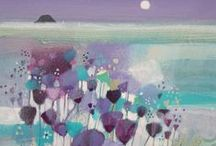 Our artists / We represent some of Scotland's finest artists.  Here are some of them...