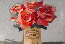 Still Life Paintings / We represent some of Scotland's best still life painters.  Here is a selection...