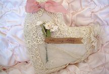 HEARTS & LACE / Pretty / by MaryAnne Rether