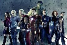 Avengers (and Marvel friends)