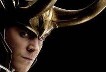 Loki (Tom Hiddleston) <3