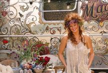 MAGNOLIA PEARL / Robin Brown's Gypsy/Bohemian Style  Clothing / by MaryAnne Rether