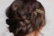 DRESS UP: hairstyle / by maracuya republic