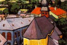 Hungarian Paintings
