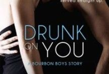The Bourbon Brothers / Inspiration for my Entangled Lovestruck Bourbon Boys stories. ( http://www.entangledpublishing.com/drunk-on-you/ ) Includes hot guys, nekkid parts, whiskey, Kentucky, and lots of fun.