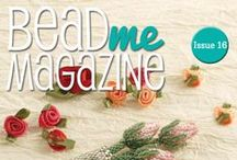 BeadMe Issue 16 / We love beading and jewelry-making and we're dedicating this issue to all kinds of love. www.beadmemagazine.com / by Bead Me Magazine