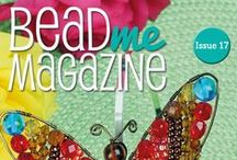 Bead Me 17 / We're taking flight with an issue all about birds, butterflies, and other winged things. Get it on the App Store today!  www.beadmemagazine.com / by Bead Me Magazine
