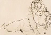 Egon Schiele / Egon Schiele (1890 - 1918) was an Austrian painter… Schiele was a major figurative painter of the early 20th century…
