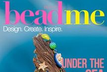 Bead Me Issue 19: Under the Sea / Dive into summer with Bead Me's Under the Sea edition! We've got projects for everyone, plus features on some stunning artists, great giveaways, and product galleries. You'll be beading along swimmingly in no time! Download your FREE issue today! http://bit.ly/BeadMeMagazine / by Bead Me Magazine
