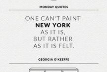 Monday Quotes / Monday quotes posted on our facebook page.