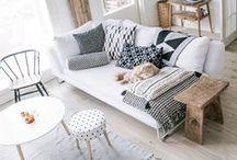 Living room inspiration / Interior design ideas for living room