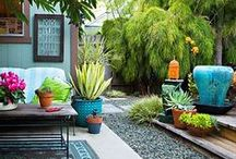 HOME: outdoor / by maracuya republic