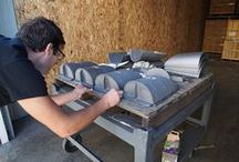 The Making of Fourneau / The design, development, and manufacture of the Fourneau Bread Oven