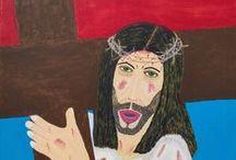 OLHARES DE CRISTO / Um olhar diferente sobre cristo