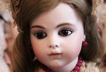 Vintage dolls and accessories