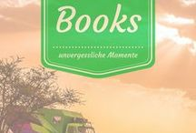 Outdoor and travel books - my favourite ones!