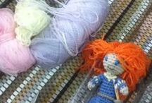 Bastidores/ Behind The Scenes / How does a virtual amigurumi shop works? Come and find out!