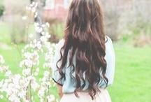 Cute Hurrrrrrrrrr / Play With My Hair / by Brianna Miner