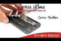 Service iPhone / Solutii complete de reparatii Apple iPhone orice model.