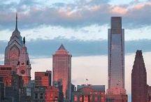 Streets of Philadelphia / I'm proud to be a City girl... born and raised in Philadelphia! / by Monica Tarpinian Ladislaw
