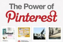 Pinterest / Interesting information about Pinterest for personal and business use.