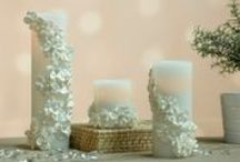 Wedding Candle Decor / The reasonable prices of Candle Impressions and added safety make going flameless the best option for wedding decor. Be inspired by our flameless candle wedding ideas and use them for your own! Leave your guests with a lasting impression; go with Candle Impressions.