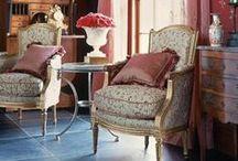 Stroheim Fabrics / by Dan's Upholstery San Carlos CA