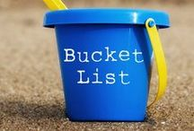 Bucket List Visits (dead or alive) / by Ruthie Santos
