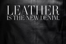 Leather love !