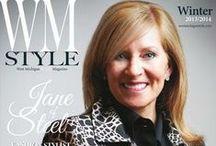 West Michigan Style Magazine  / www.westmichiganstyle.com