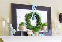 Mantel Decorating / Decorating your mantel is an easy way fill a room with personality and reflect new trends and seasons. Mantels often are a popular place for candles, but with the inclusion of other objects and materials, it is often not a safe one. Use Candle Impressions flameless candles to eliminate the risk of fire and benefit from our convenient 5 & 10 Hour Timer and Remote Control options.