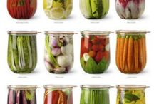 Conserve fruits et legumes