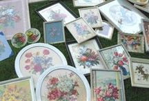 "Botanicals / Vintage glories that praise all things ""botanical""..."