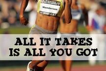 Running Motivation & Inspiration / Inspirational quotes that keep you moving #RunningInspiration #RunningQuotes #RunningMotivation