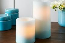 Pottery Barn Flameless Candles / Pottery Barn has been delivering comfort, quality, style and value since 1949 through their home good collection. The realistic wick design flameless candles at Pottery Barn are some of the most well-know and are praised for their astounding quality and gorgeous ambiance.